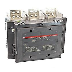 Non Rev Contactor, 3 Pole, 1NC/1NO Aux, 1650A, 100-250 V AC/DC Coil