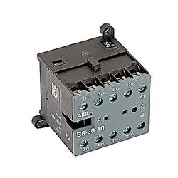 Mini Contactor, Non Rev, 3Pole, 12A, 1NO Aux Cont 110-127 V AC Coil