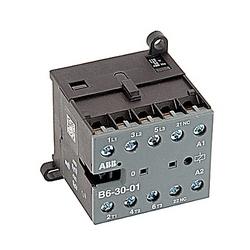 Mini Contactor, Non Rev, 3Pole, 12A, 1NC Aux Cont 110-127 V AC Coil