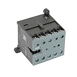 Mini Contactor, Non Rev, 3Pole, 16A, 1NO Aux Cont 110-127 V AC Coil