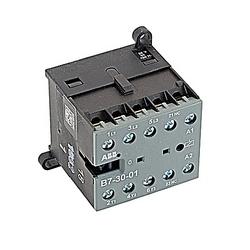 Mini Contactor, Non Rev, 3Pole, 16A, 1NC Aux Cont 24 V AC Coil