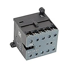 Mini Contactor, Non Rev, 3Pole, 16A, 1NC Aux Cont 110-127 V AC Coil