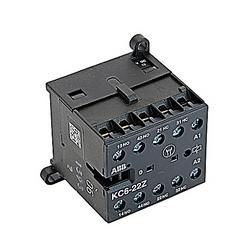 Mini Contactor Relay, 4 Pole, 2NO/2NC, 4A, 12 V DC Coil