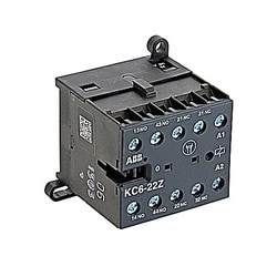 Mini Contactor Relay, 4 Pole, 2NO/2NC, 4A, 24 V DC Coil