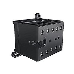 Mini Contactor Relay, 4 Pole, 3NO/1NC, 4A, 24 V DC Coil