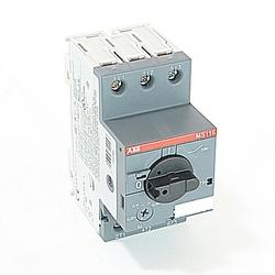 Manual Motor Starter, Trip Class 10, 0.10-0.16A