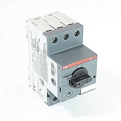Manual Motor Starter, Trip Class 10, 1.00-1.60A