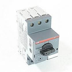 Ms116 4 0 abb manual motor starter anixter for Abb manual motor starter