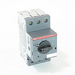 Ms116 12 abb manual motor starter trip anixter for Abb manual motor starter