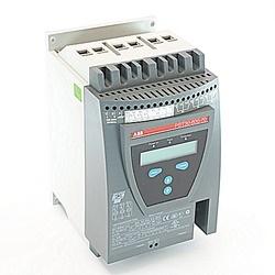Démarreur progressif, PST série avancé, 28A Max, 208-600V, 100-250 V AC bobine