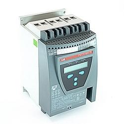 Soft Starter, PST Series Advanced, 68A Max, 208-600V, 100-250 V AC Coil