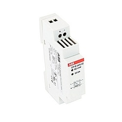 DIN Rail Power Supply Input: 90-264V AC/120-375 V DC Out: 24 V DC/ 0.42 A