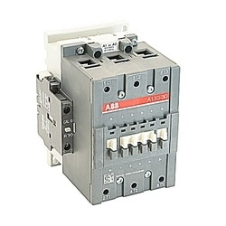 AC Non-Rev Contactor, IEC 3 NO, 24 V AC Coil 1NC 1NO AC1=140A A Series