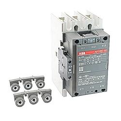 Non - Rev contacteur, AC/DC Oper 3 non, 20-60 V DC bobine, 1NC 1NO, AC1 = 275D, une série