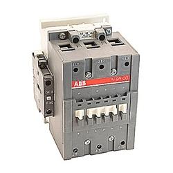 Non-Rev Contactor, AC/DC Oper 3 NO, 48-130 V AC/DC Coil, 1NC 1NO, AC1=145A, AF Series