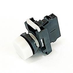 Pilot Light, LED, 24V, White