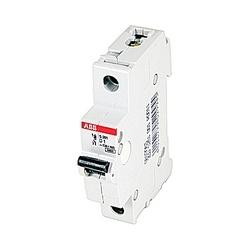 Mini Breaker, S200, 480Y/277 V AC, Trip D, 1 Pole, 1A