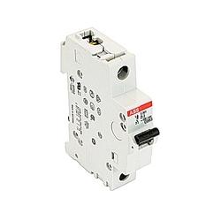 Mini disjoncteur, S200, 480Y/277 V AC, voyage D, pôle 1, 2 a