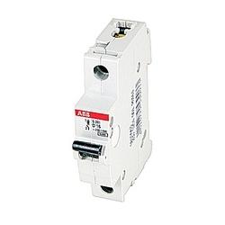 Mini Breaker, S200, 480Y/277 V AC, Trip D, 1 Pole, 16A