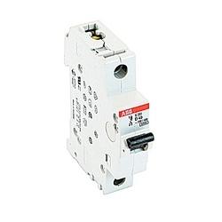 Mini Breaker, S200, 480Y/277 V AC, Trip D, 1 Pole, 40A