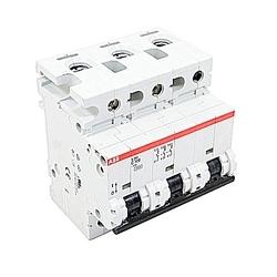 Mini Circuit Breaker, S293, 240Y/277 V AC, 3 Pole, Trip C, 100A