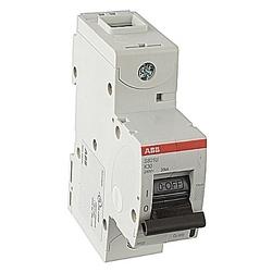 Mini Breaker, S800U, UL489, 240 V AC, Trip K, 1 Pole, 30A