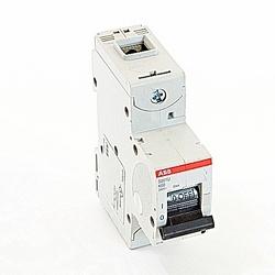 Mini Breaker, S800U, UL489, 240 V AC, Trip K, 1 Pole, 60A