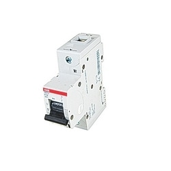 Mini Breaker, S800U, UL489, 240 V AC, Trip K, 1 Pole, 100A