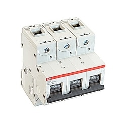 Mini Breaker, S800U, UL489, 240 V AC, Trip K, 3 Pole, 20A
