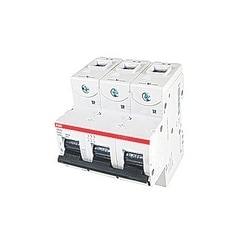 Mini Breaker, S800U, UL489, 240 V AC, Trip K, 3 Pole, 40A