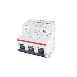 Mini Breaker, S800U, UL489, 240 V AC, Trip K, 3 Pole, 100A