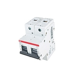Mini Breaker, S800U, UL489, 240 V AC, Trip K, 2 Pole, 100A