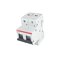 Mini Breaker, S800U, UL489, 240 V AC, Trip K, 2 Pole, 15A