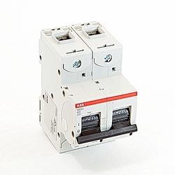 Mini Breaker, S800U, UL489, 240 V AC, Trip K, 2 Pole, 20A
