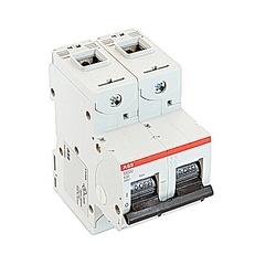 Mini Breaker, S800U, UL489, 240 V AC, Trip K, 2 Pole, 30A