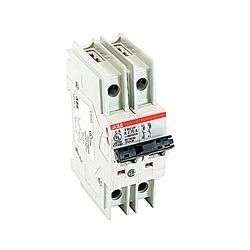 Mini Breaker, S200UP, UL489, 480-277 V AC, Trip K, 2 Pole, 0.75A