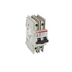 Mini Breaker, S200UP, UL489, 480-277 V AC, Trip K, 2 Pole, 1.6A