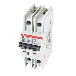 Mini Breaker, S200UP, UL489, 480-277 V AC, Trip K, 2 Pole, 3A