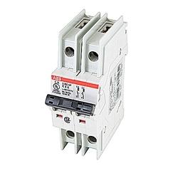 Mini Breaker, S200UP, UL489, 480-277 V AC, Trip K, 2 Pole, 4A