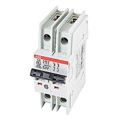 Mini Breaker, S200UP, UL489, 480-277 V AC, Trip K, 2 Pole, 10A