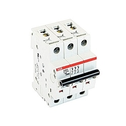 Mini Breaker, S200P, 480-277 V AC, Trip K, 3 Pole, 13A