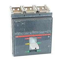 Disjoncteur; Tension nominale : 24 V DC; Cadre : 1600A; Type de voyage : Non-automatique (interrupteur à boîtier moulé); Nombre de pôles : 3; Contacts auxiliaires : 2 forme C; Accessoires : Compteur mécanique; Déclencheur : 220 - 240 V ca/V DC; Déclencheur : 220 - 240 VA