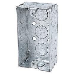 Junction box, WELD HANDY-1 1/2in. DPT