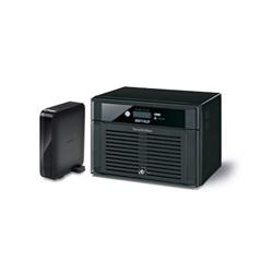 TeraStation 5400 4 16 (4 x 4 tuberculose) RAID 1U montable sur NAS baies & iSCSI Unified Storage
