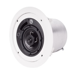 """4"""" Coaxial Speaker System with 70.7V/100V-16W Transformer and 8ohm Bypass"""