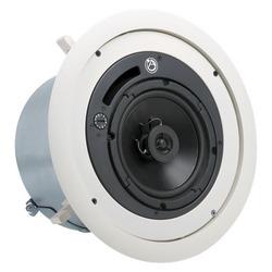 6 po, 30 W, système 70,7/100 V/8 ohms haut-parleur coaxial