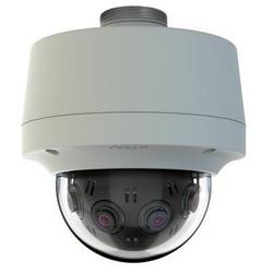 Optera(TM) IMM 12MP 180º IP Camera with SureVision(TM) 2.0, Indoor, Vandal, Pendant Mount, Minidome, White, microSD, Audio Alarm Relay, Analytics, PoE+