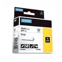 RHINO VINYL TAPE              19MM X 5.5M, WHITE