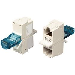 Adapter, Split 568B Jk To 2 Jk, Pr1, 4, Pr2, 3