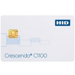 Informations d'identification, cartes, C1100 CRESCENDO, SE, ICLASS 32K/PROX